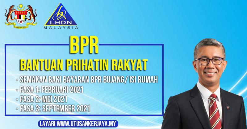 Bantuan Prihatin Rakyat (BPR)
