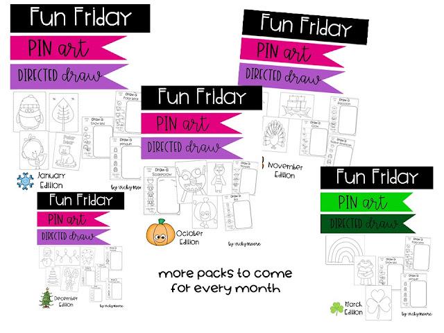 Fun Friday Packs
