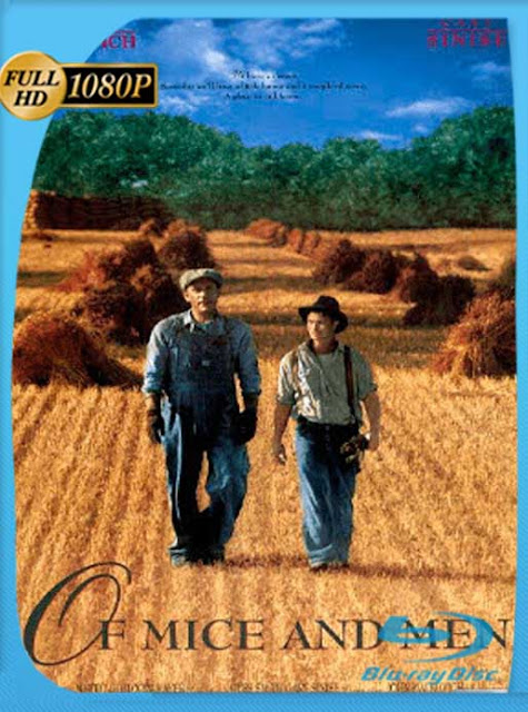 De Ratones Y Hombres [1992] HD [1080p] Latino [GoogleDrive] SilvestreHD