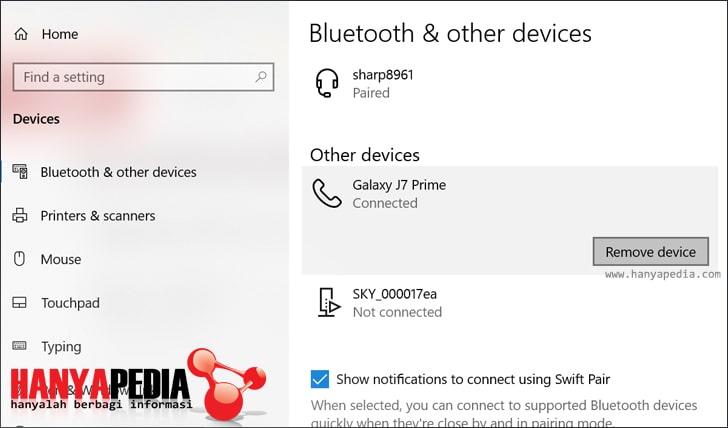 Cara Mengaktifkan atau Memperbaiki Bluetooth di Windows 10
