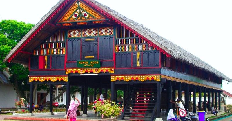 Sistem kemasyarakatan Suku Aceh  Sejarah Indonesia Peta