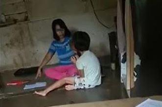 Tak Sanggup Kerjakan PR, Bocah Ini Injak, Tendang, Tampar, Hingga di Cambuk Pakai Ikat Pinggang Oleh Ibu nya!!