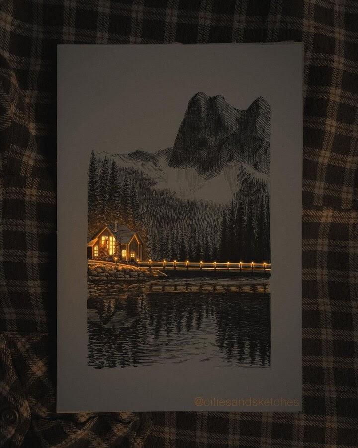04-The-cabin-on-the-lake-Никита-www-designstack-co