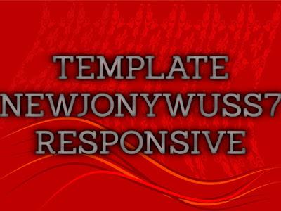 Template Terbaru 2017 New Johny Wuss V7 Seo Responsive Download Gratis