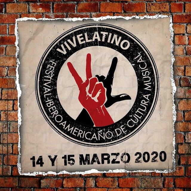 Fechas Vive Latino 2020