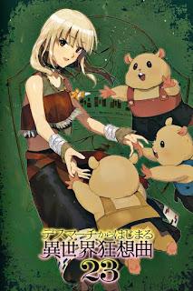 Death March Kara Hajimaru Isekai Kyousoukyoku, Death March to the parallel World rhapsody Light Novel Volume 23