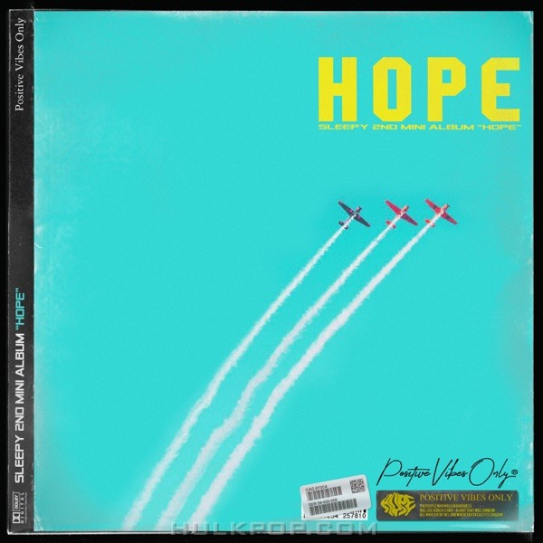 SLEEPY – Hope – EP