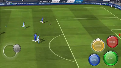 FIFA 14 Mod PES 2018 Apk Data Update Transfer New Version