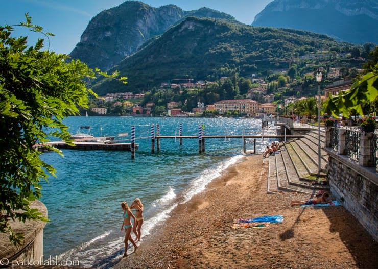 9. Lake Como, Lombardy, Italy - 29 Most Exciting Beaches to Visit