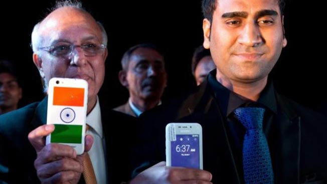 The Founder of The Cheapest Smartphone In The World, The 'Freedom 251', Is Now In Jail For Fraud
