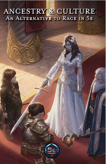 Ancestry & Culture: An Alternative to Race in 5e