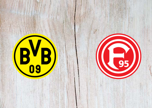 Borussia Dortmund vs Fortuna Dusseldorf -Highlights 7 December 2019