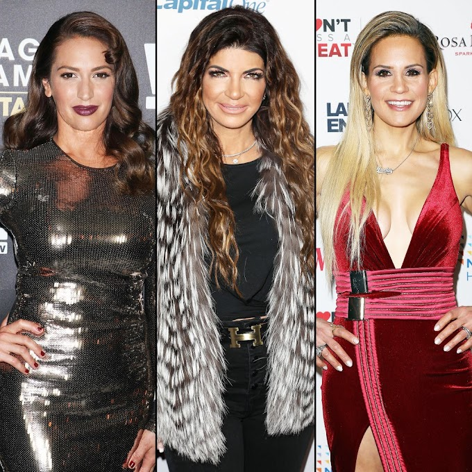 "Amber Marchese Weighs In On The 'RHONJ' Drama Between Teresa Giudice And Jackie Goldschneider; Says ""She Doesn't Care Who She Hurts"""