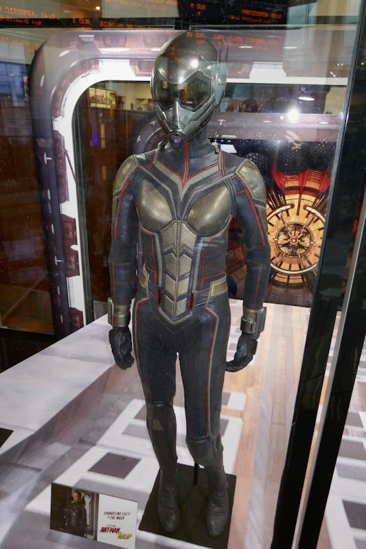 Avengeline Lilly Wasp movie costume
