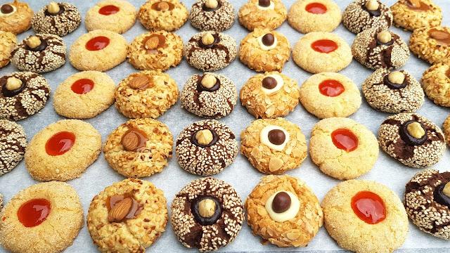 أسهل الحلويات المغربيّة