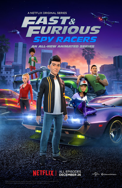 FAST AND FURIOUS SPY RACERS (2019-) ταινιες online seires xrysoi greek subs