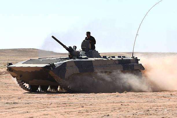 Al Farsia y Hauza, las regiones más atacadas hoy por el Ejército saharaui.