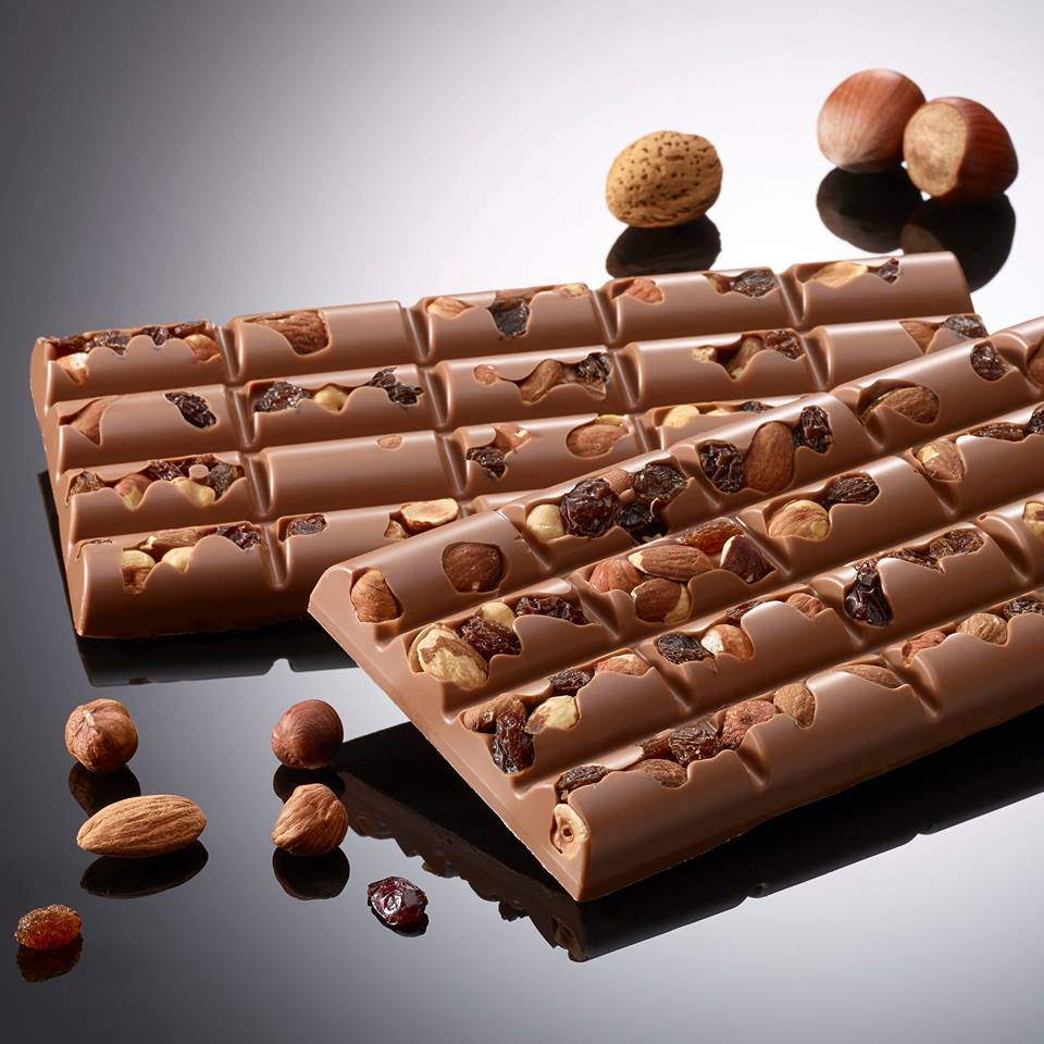 Gourmet In The Making: Cailler Chocolate*