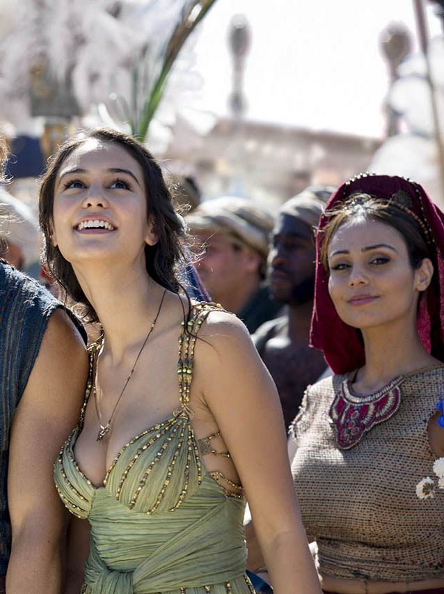 courtney eaton gods of egypt screen caps 03