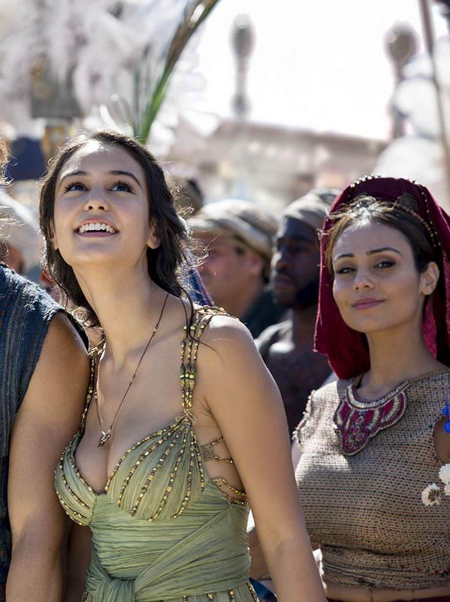 courtney eaton gods of egypt screen caps 03