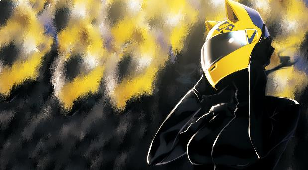 Celty Sturluson ( Durarara ) - Top Immortal Anime Characters