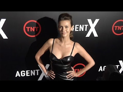 Interview: Agent X</i>'s Olga Fonda—Next Big Action Star?