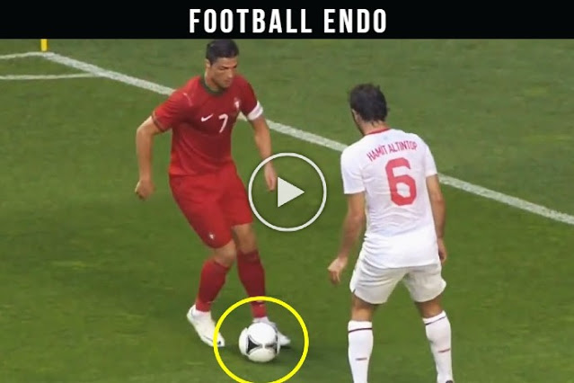 When Cristiano Ronaldo Not Use Speed to Humiliate His OpponentWhen Cristiano Ronaldo Not Use Speed to Humiliate His Opponent