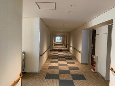 新玉川温泉 廊下