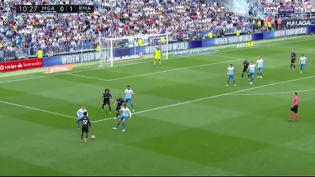 مشاهدة مباراة اليوم ملقا وريال مدريد بث مباشر الدوري الاسباني