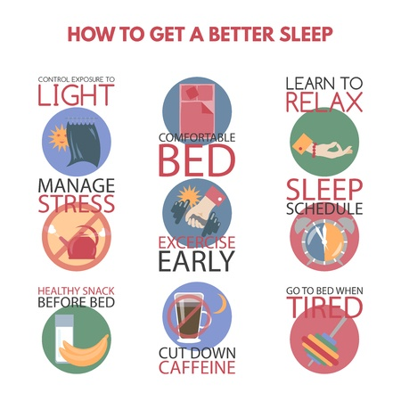 How to sleep better with these tips!