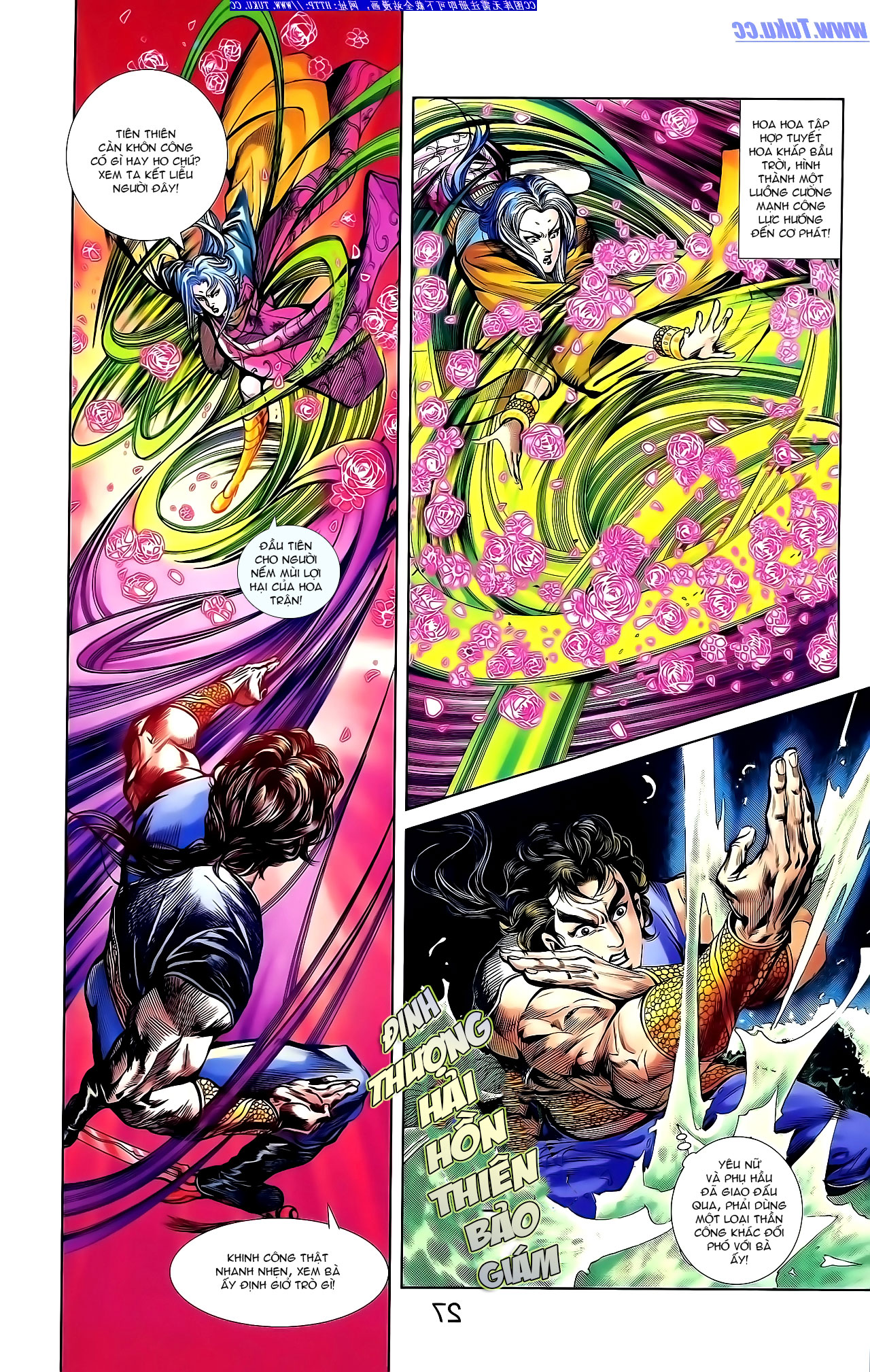 Cơ Phát Khai Chu Bản chapter 143 trang 9