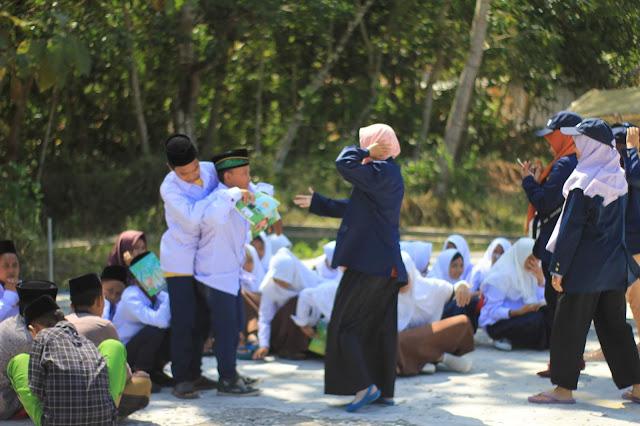 MATSAMA (Masa Ta'aruf Siswa Madrasah) Mts dan MA Nurul Cholil 3 Batangan, Tanah Merah, Bangkalan