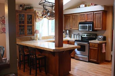Kitchen Set Modern Untuk Rumah