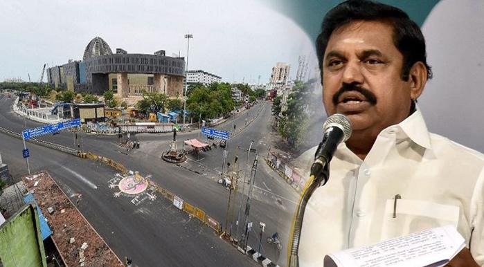 Edappadi K Palaniswami Tamil Nadu CM