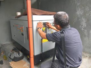 SERVICE GENSET GROGOL PETAMBURAN JAKARTA BARAT