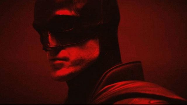 Robert Pattinson como Batman/Reprodução