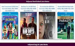 Download 480p 720p HD 300mb Hindi dubbed dual audio movie4me