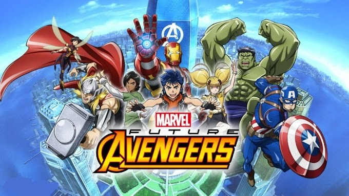 [EPISODE 13 ADDED] Marvel Future Avengers 2021 Marvel HQ Hindi Episodes Download 360p, 480p, 720p HD, 1080p FHD