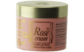 Rose Cream 25g For Rs 120 (Mrp 400) at Amazon deal by rainingdeal.in