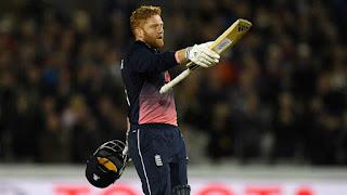 Jonny Bairstow 100* - England vs West Indies 1st ODI 2017 Highlights