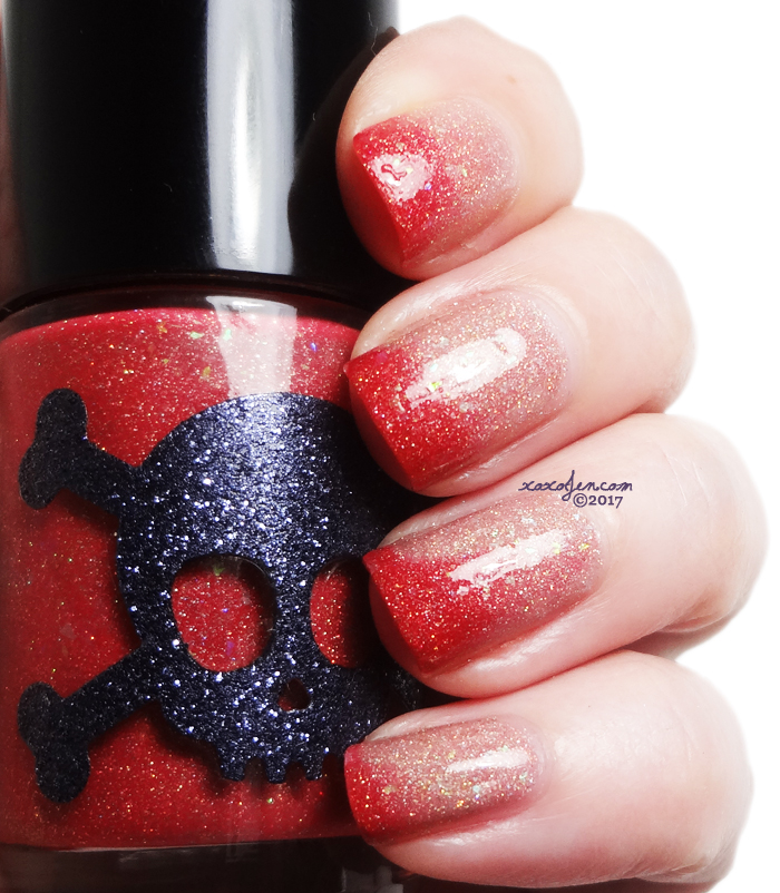 xoxoJen's swatch of Necessary Evil Red Dwarf