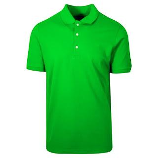 Jenis Kaus Polos Poloshirt