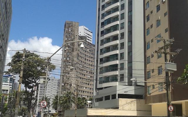 Recife As cidades tem memória e interagem com vizinhas.
