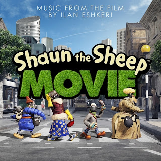 shaun the sheep soundtracks