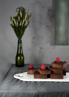 Receta de Brownie dieta Keto o cetogenica
