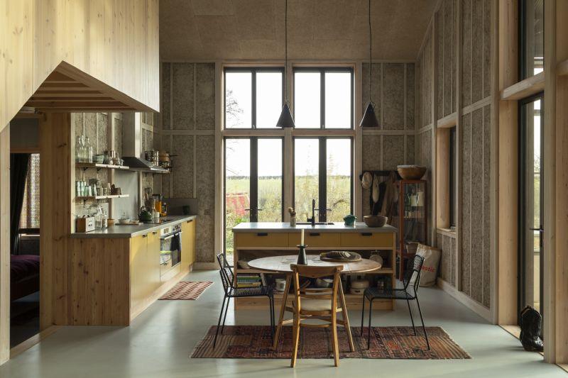 Eco-friendly Hemp House