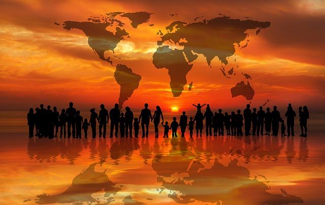 5 Negara Dengan Jumlah Penduduk Paling Sedikit di Dunia