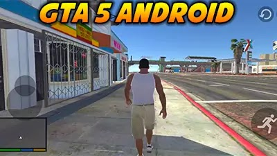GTA V For Android Free Download Full Game - Apk+Data Highly Compressed