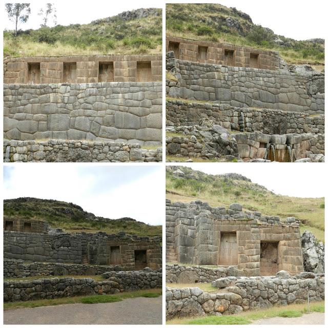 Roteiro 12 dias no Peru - Tambomachay, Cusco