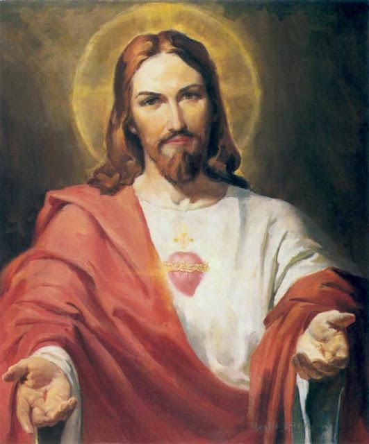 Consagración Del Genero Humano Al Sagrado Corazon De Jesus